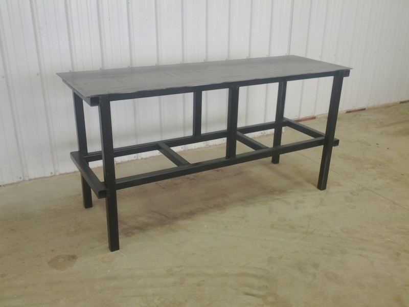 2ft X 6ft X 40in High Table