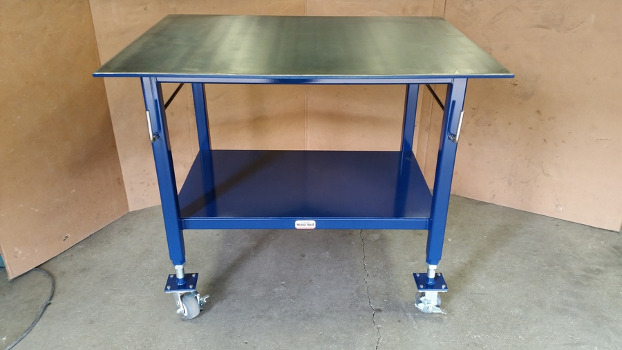 Dan S Custom Welding Tables Gibbon Mn What S New