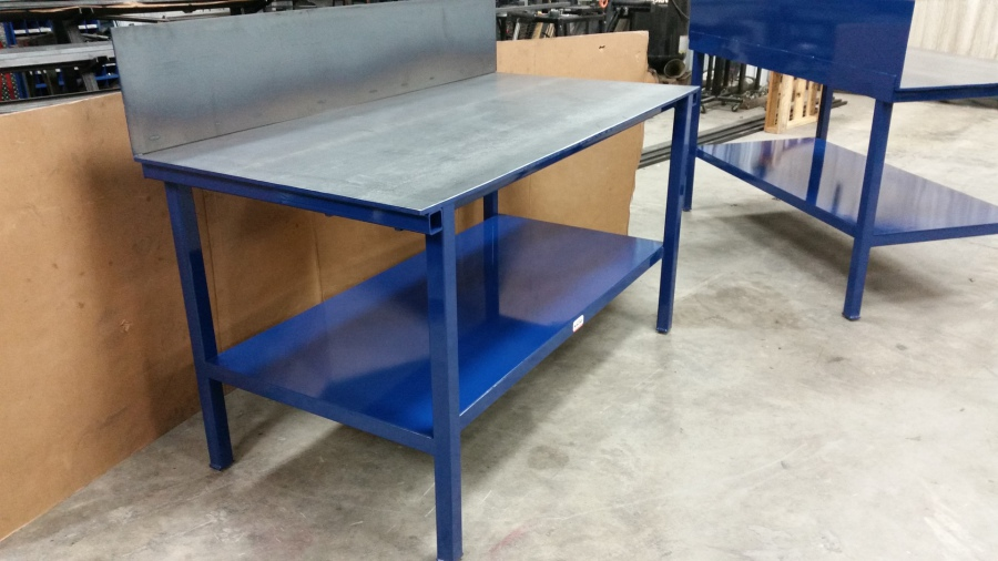 Dans Custom Welding Tables Gibbon Mn Products Services