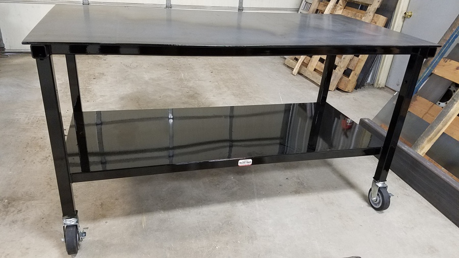 Dan S Custom Welding Tables Gibbon Mn Products Services